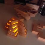 LEDランタンシェード試作画像集 _2
